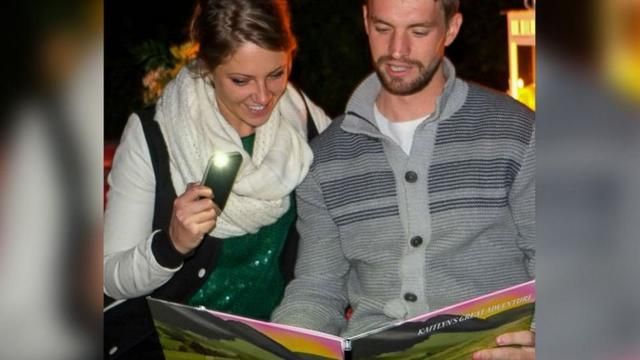 Couple Gets Engaged After Storybook Proposal