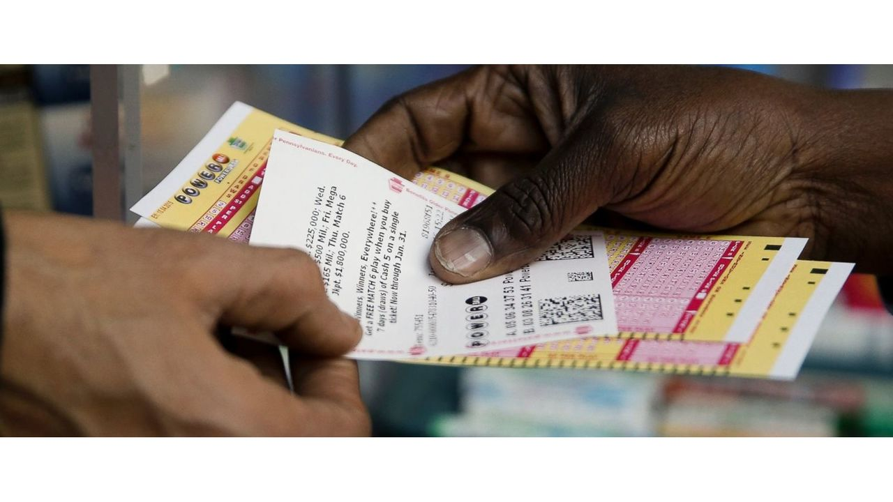Powerball results: 2 winning tickets sold for $750 million