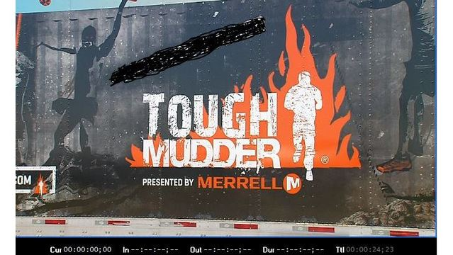 can you handle the tough mudder