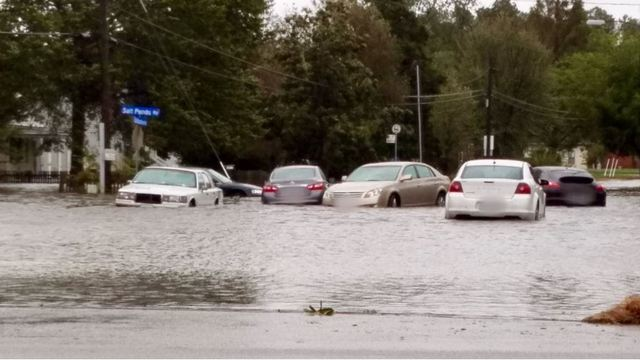 Virginia Beach and Norfolk declare state of emergency amid flooding from Matthew