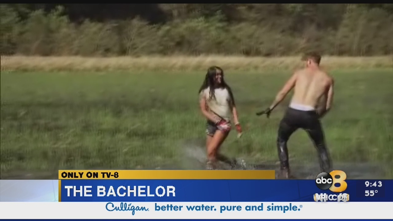 The Bachelor recap: Hometown dates, mudding and a surprise visitor