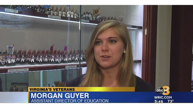 Essay Contest Lets Students Be Handson For Veterans Day Photo