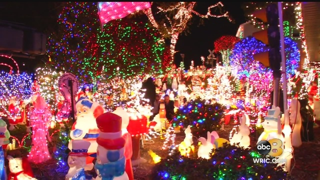 photo - Henrico Family's Dazzling Display Wins Them $50,000 On National TV
