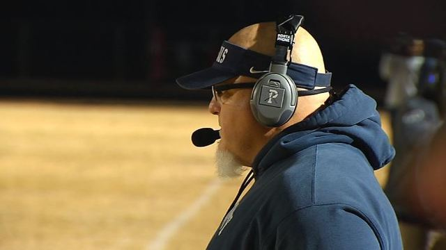 Redskins name Dinwiddie's Mills High School Coach of the Year
