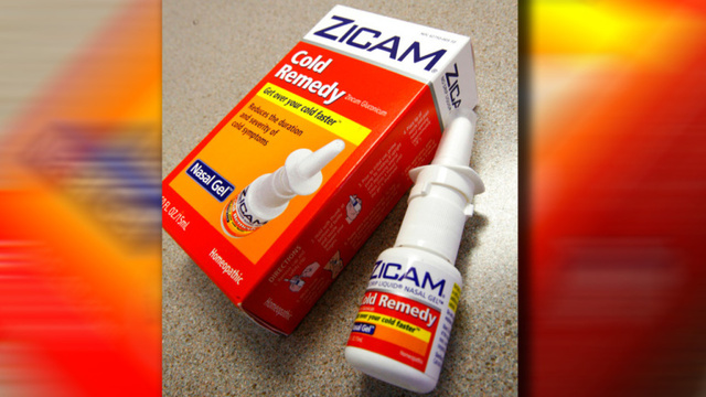 FDA cracks down on homeopathic medicines