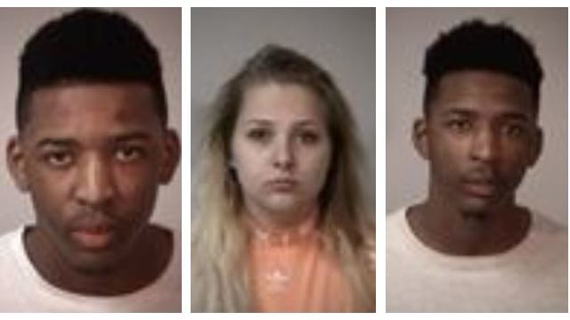 3 arrested after multiple people stabbed over drug-related incident in Stafford County