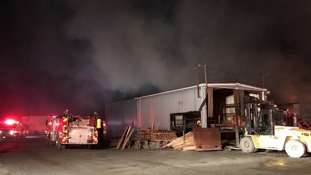 More than 100 firefighters respond to Nelson County structure fire