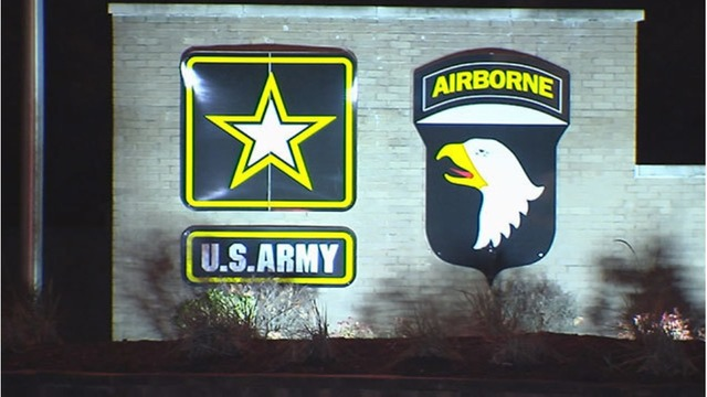Fort Campbell says 2 troopers killed in helicopter crash