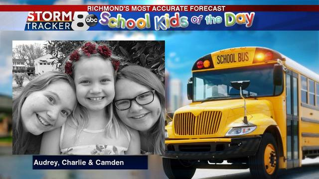 SUBMIT: 8News School Kids of the Day