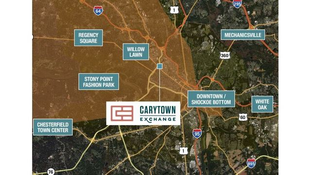 Developers share proposed renderings of Carytown Exchange