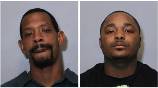 Petersburg men charged with robbing Prince George County convenience store
