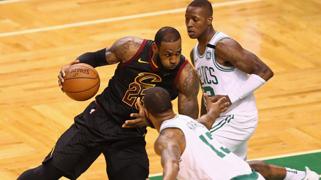 83c29ceb8 Cavaliers defeat the Celtics in Game 7 to make 4th straight NBA Finals  appearance