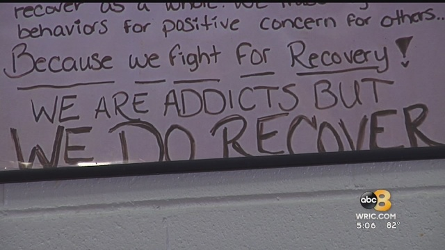 Harp Spreads Hope For Inmates Trying To Kick Addiction In Chesterfield
