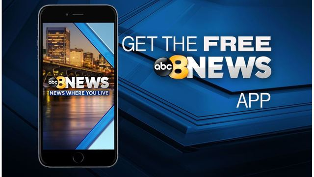Download the free 8News and StormTracker 8 mobile apps!