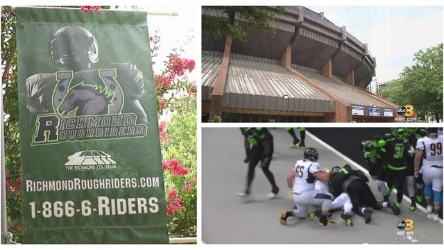 'It was a total honor': Richmond Roughriders find new home in West Virginia