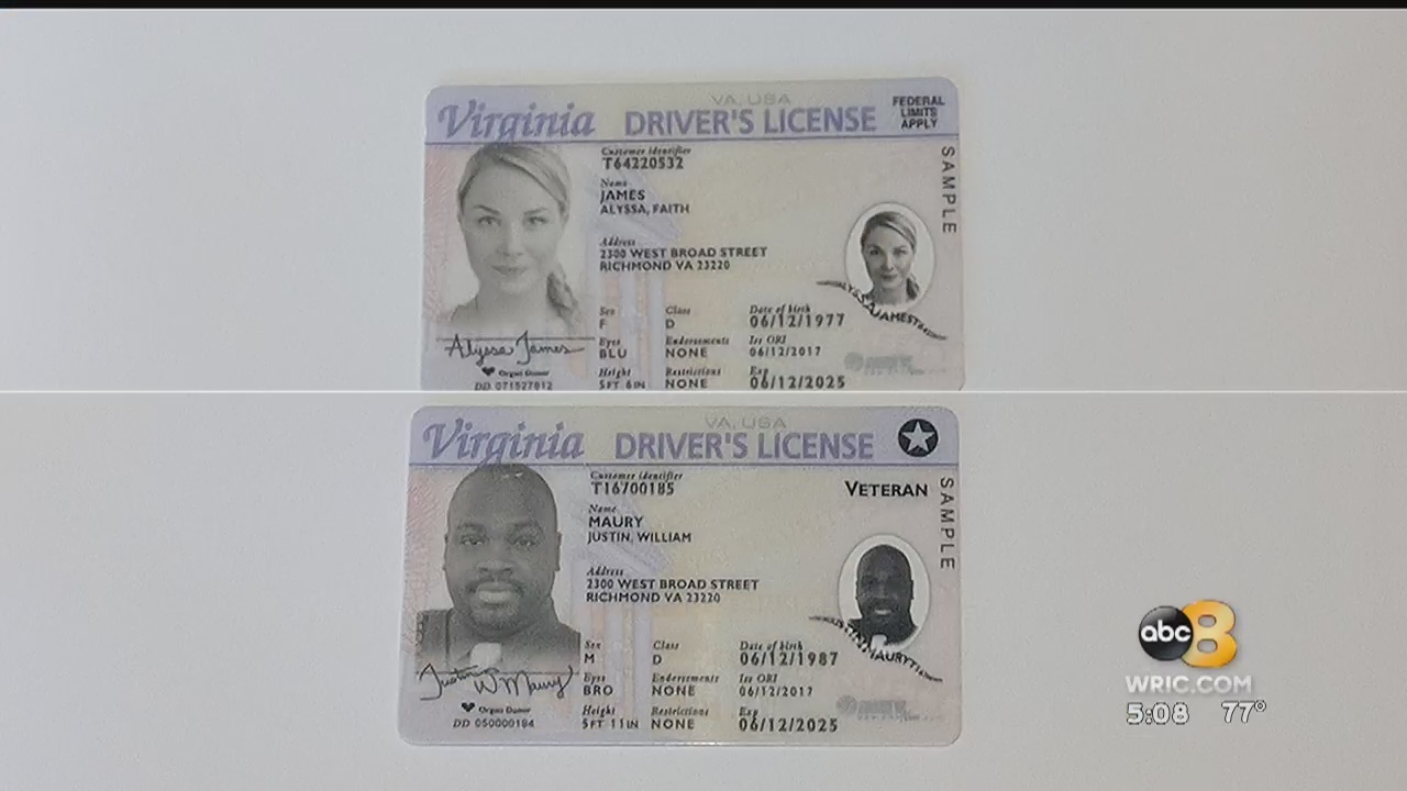 2020 Needed Virginia To Begin Board In Licenses Issuing Driver's Flights