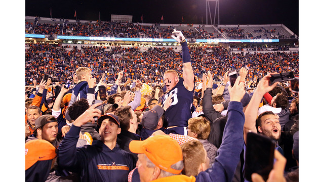 Uva Makes College Football Playoff Rankings For First Time In School
