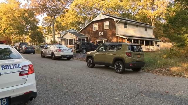 NY family thinks bones under home are long-missing father