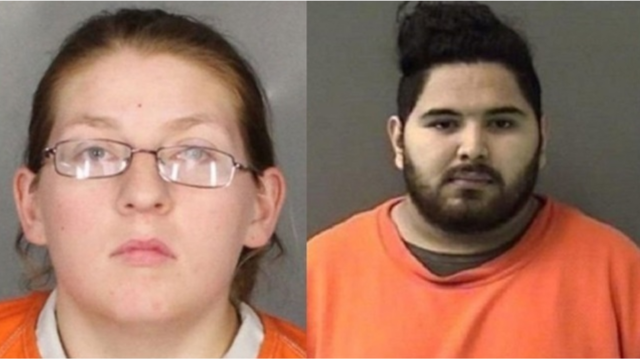 Couple filmed themselves raping babies as young as 8-months-old