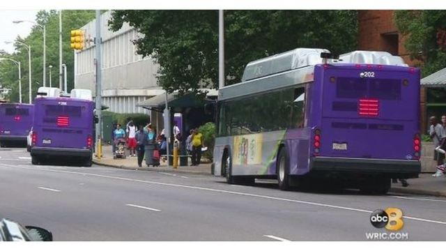 GRTC to offer free rides to veterans on November 11