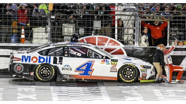 Kevin Harvick stripped of berth in NASCAR championship race