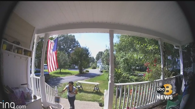 Shutting the door on thieves: Porch cams becoming useful resource ...