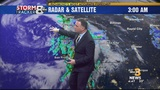 StormTracker 8: Monster Storm on the West Coast racing east