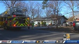 Firefighter injured, family of 6 without a home after truck fire spreads to Chesterfield house