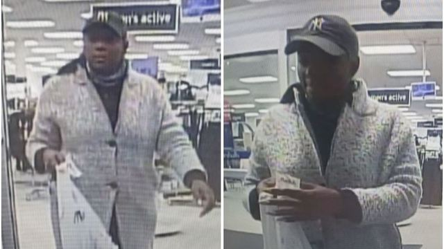 Deputies seek suspect who stole iPhone from Hanover County Marshalls