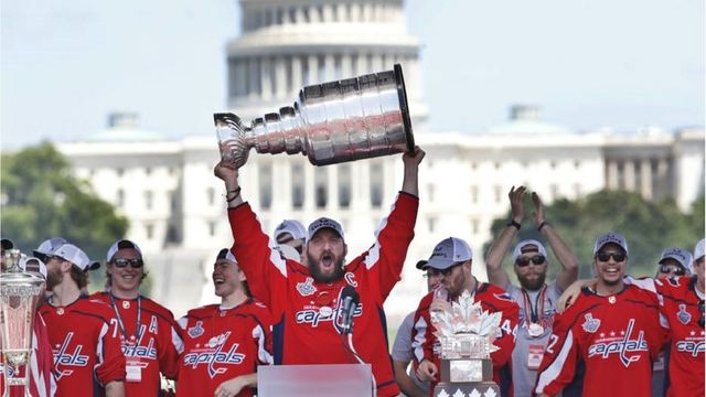 Stanley Cup champion Capitals to visit Trump at White House d6d431377