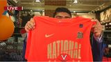 UVA national championship gear now on store shelves