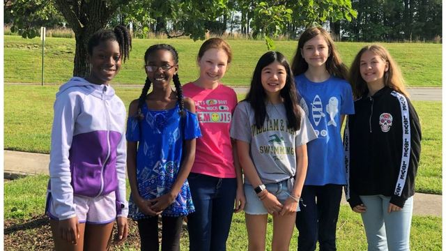 Did you hear? Henrico students' podcast could be featured on NPR