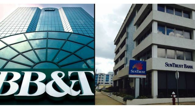 BB&T, SunTrust have a merger and Truist is born