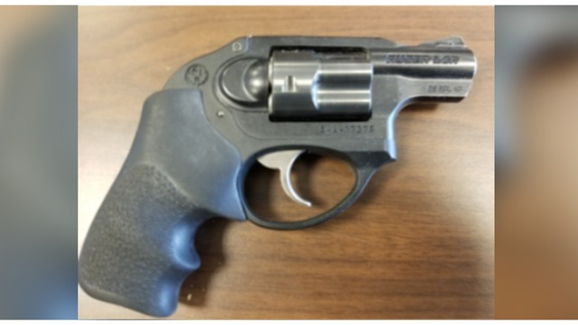 Richmond woman arrested for carrying loaded gun at Richmond International Airport